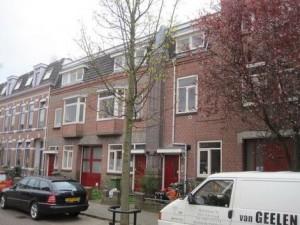 Bronsgeeststraat te Nijmegen