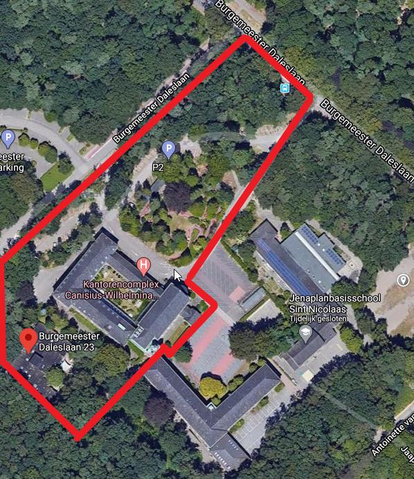 Het Canisius Wilhelmina Ziekenhuis (CWZ) uit Nijmegen verwierf recent een complex